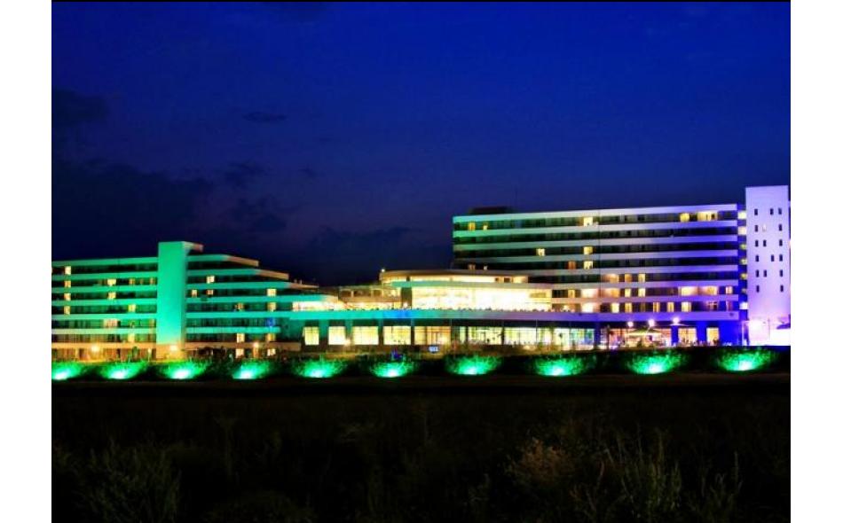 Atlantis Elevator  & Escalator Naskon Sapphire Resort & SPA