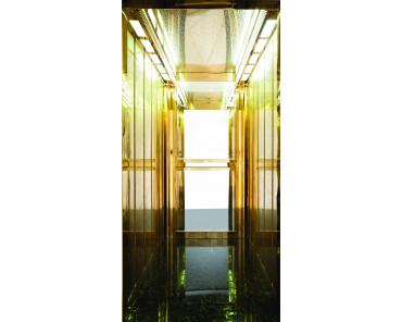 Atlantis Elevator  & Escalator GOLDEN